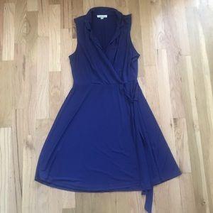 👗 Monteau Blue Summer Dress 👗